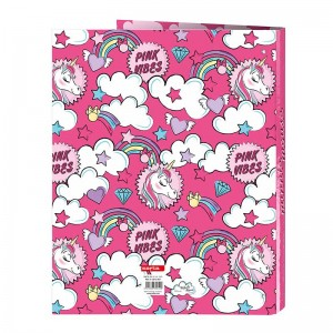 CARPETA ARCHIVADOR MINNIE MOUSE UNICORNS