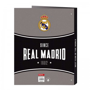 CARPETA ARCHIVADOR REAL MADRID 1902