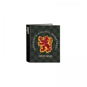 CARPETA ARCHIVADOR HARRY POTTER GRYFFINDOR