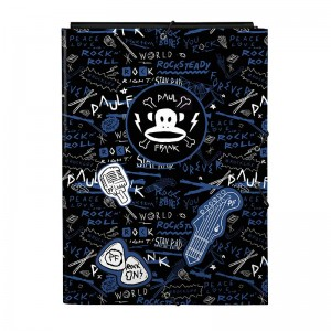 CARPETA PAUL FRANK ROCK N´ROLL
