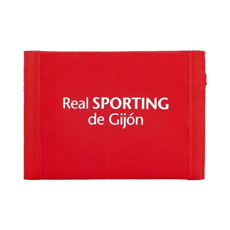 BILLETERA REAL SPORTING DE GIJON CORPORATIVA