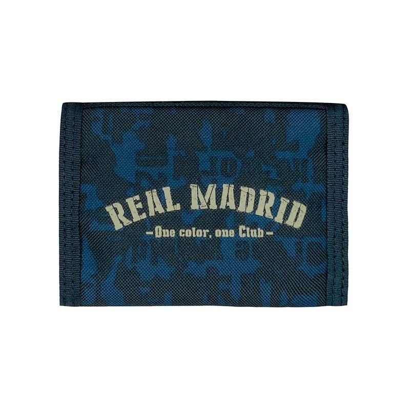 BILLETERA REAL MADRID 2ª EQUIP. 19/20
