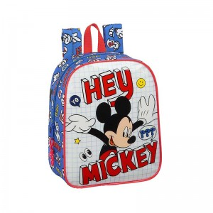 MOCHILA GUARDERIA MICKEY MOUSE THINGS