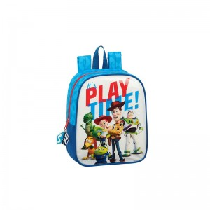 MOCHILA GUARDERIA ADAPTABLE TOY STORY PLAY TIME
