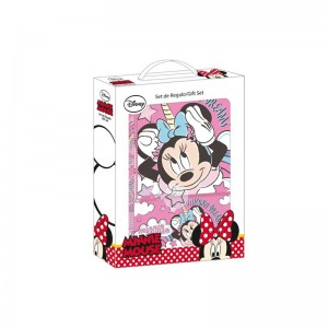 SET DE REGALO MINNIE MOUSE UNICORNS