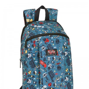 MINI MOCHILA BLACKFIT8 ALIENSKATE
