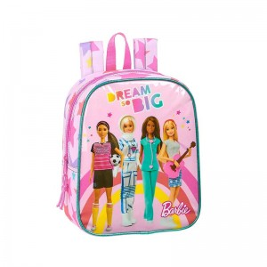 MOCHILA GUARDERIA ADAPTABLE BARBIE DREAMER