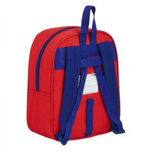 MOCHILA GUARDERIA ADAPTABLE ATLETICO DE MADRID