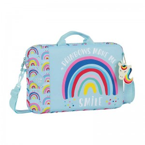 FUNDA PORTATIL 15,6 PULGADAS GLOWLAB RAINBOW