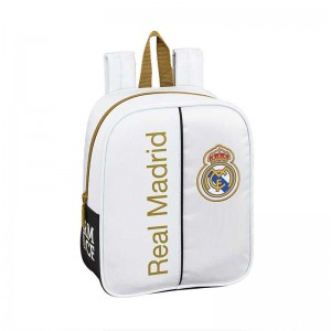 MOCHILA GUARDERIA ADAPTABLE REAL MADRID 1ª EQUIP.