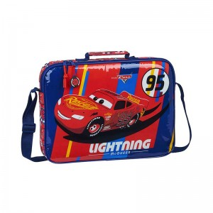 CARTERA EXTRAESCOLARES CARS RACING BLOCK