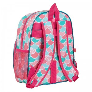 MOCHILA INFANTIL ADAPTABLE GLOWLAB KIDS SIRENA