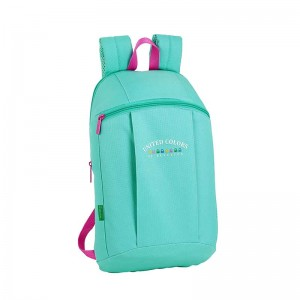 MINI MOCHILA BENETTON GIRL