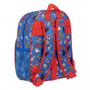 MOCHILA INFANTIL ADAPTABLE MICKEY MOUSE THINGS