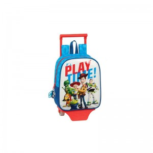 MOCHILA CON CARRO TOY STORY PLAY TIME