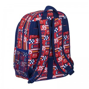 MOCHILA INFANTIL ADAPTABLE CARS RACING BLOCK