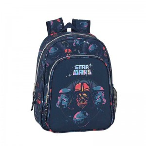 MOCHILA INFANTIL ADAPT. STAR WARS DEATH STAR