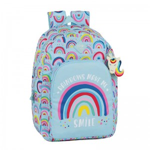 MOCHILA ADAPTABLE GLOWLAB RAINBOW