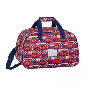 BOLSA DEPORTE CARS RACING BLOCK