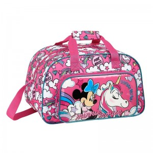 BOLSA DEPORTE MINNIE MOUSE UNICORNS