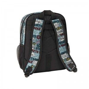 "MOCHILA JUNIOR ADAPTABLE CARRO STAR WARS ""ASTRO"""