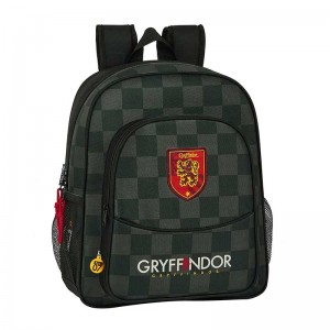 MOCHILA JUNIOR ADAPTABLE HARRY POTTER GRYFFINDOR