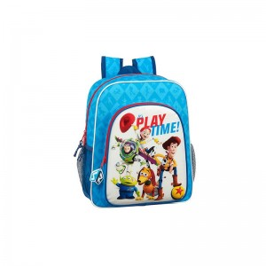 MOCHILA JUNIOR ADAPTABLE TOY STORY PLAY TIME