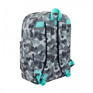 MOCHILA PARA PORTATIL 15,6 PULGADAS HELLO KITTY CAMO