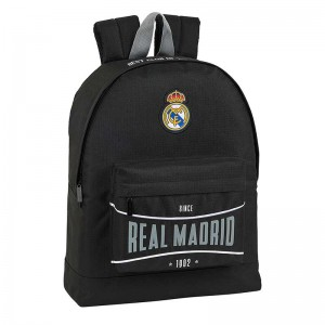 "MOCHILA PARA PORTATIL 15,6"" REAL MADRID 1902"