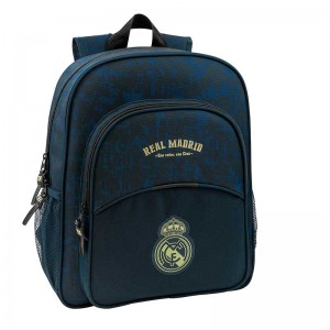 MOCHILA JUNIOR ADAPTABLE CARRO REAL MADRID 2ª EQUI