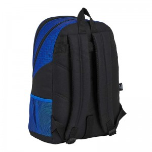 MOCHILA ADAPTABLE CARRO UMBRO BLACK & BLUE