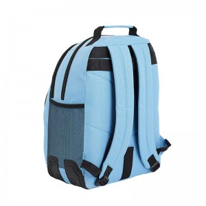 MOCHILA DOBLE ADAPTABLE CARRO BLACKFIT8 BLUE