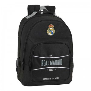 MOCHILA DOBLE ADAPTABLE A CARRO REAL MADRID 1902