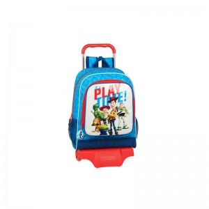 MOCHILA Y CARRO TOY STORY PLAY TIME