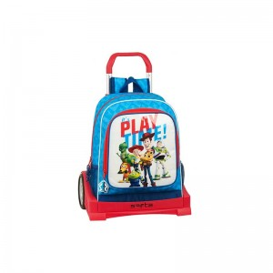 MOCHILA Y CARRO EVOLUTION TOY STORY PLAY TIME