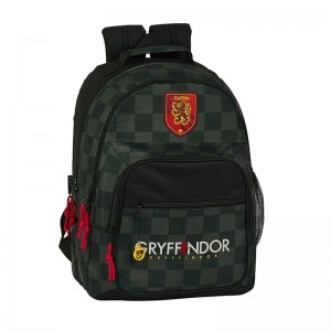 MOCHILA DOBLE ADAPTABLE CARRO HARRY POTTER GRYFFIN