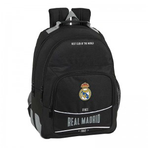 MOCHILA DOBLE ADAPTABLE CARRO REAL MADRID 1902