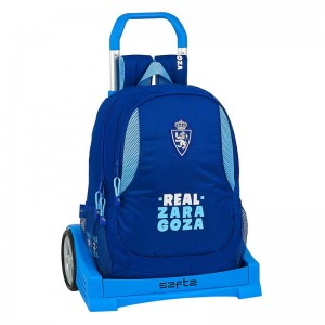 MOCHILA + CARRO EVOLUTION REAL ZARAGOZA CORP.