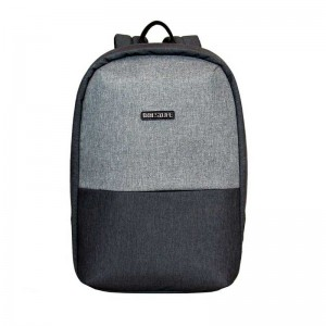 "MOCHILA TRAVELSAFE 15,6"" Y TABLET MURADA GRIS"