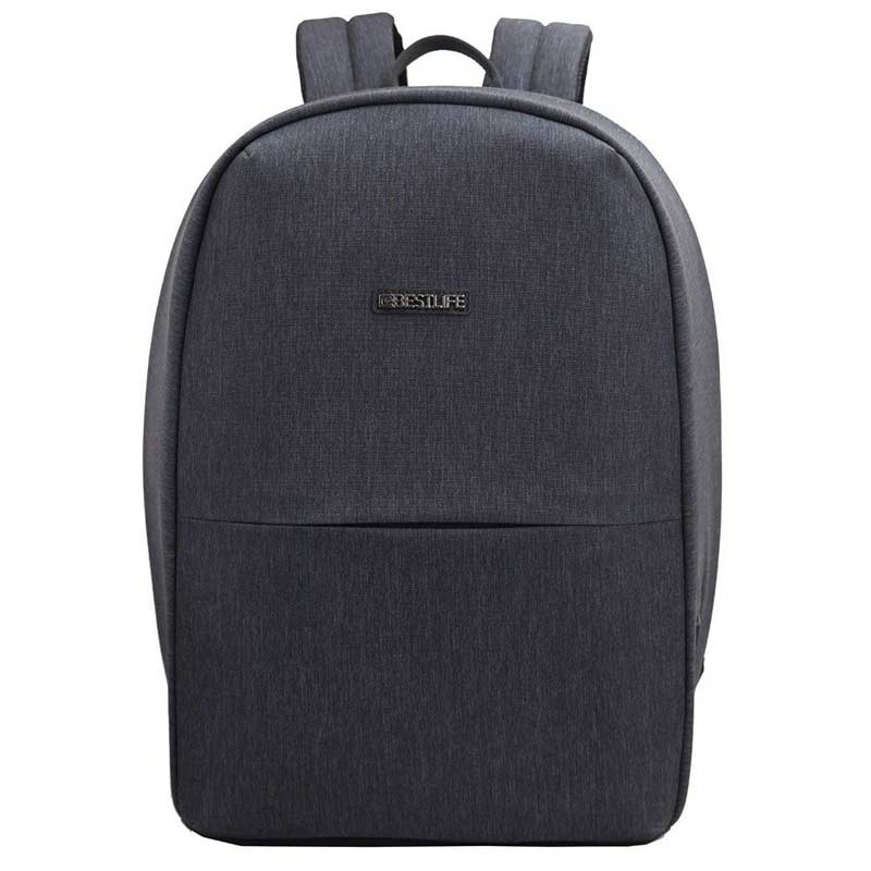 "MOCHILA TRAVELSAFE 15,6"" Y TABLET MURADA NEGRO"