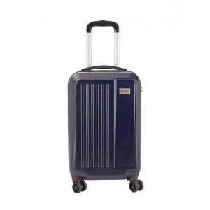 "TROLLEY CABINA 20"" BLACKFIT8 NAVY BLUE"