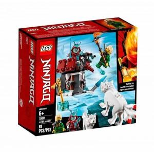LEGO Ninjago Viaje de Lloyd