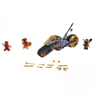 LEGO Ninjago Moto Todoterreno de Cole