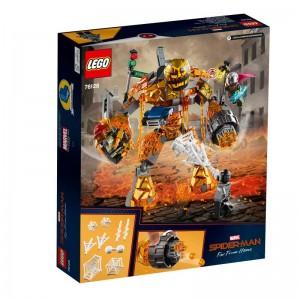 LEGO Super Heroes Batalla contra Molten Man