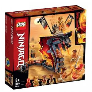 LEGO Ninjago Colmillo de Fuego