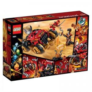 LEGO Ninjago Catana 4x4