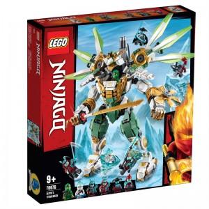 LEGO Ninjago Titán Robot de Lloyd