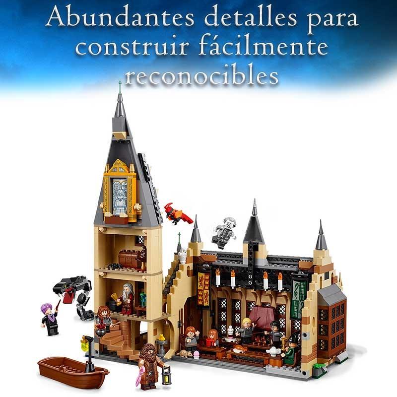 LEGO Harry Potter Gran comedor de Hogwarts