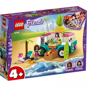 LEGO LEGO Friends Bar de Zumos Móvil