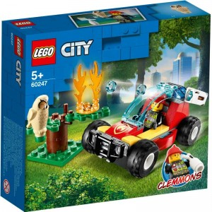 LEGO City Fire Incendio en el Bosque